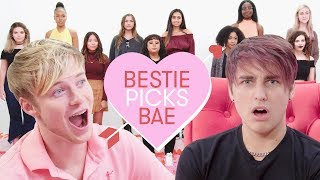 Download Colby Lets Sam Pick His Girlfriend: Sam & Colby | Bestie Picks Bae Mp3 and Videos
