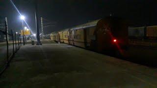 02522 Rapti Sagar SF Express (Ernakulam - Barauni) Delayed Arrival At Siwan Junction
