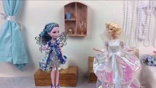 """A Magical Birthday!"" An Ever After High Stop Motion"