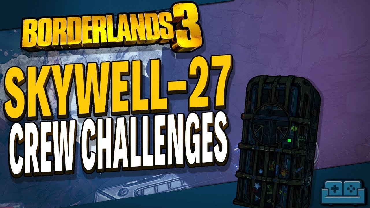 Skywell 27 crew challenges