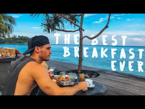 The Best Breakfast View Of My Life | Indonesia - VLOG #39