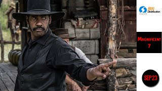 Magnificent 7 Official Trailer | Silverbird Film Distribution WA