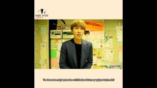 Vídeo felicitación sorpresa de Jaemin por el cumpleaños de Doyeon, ...