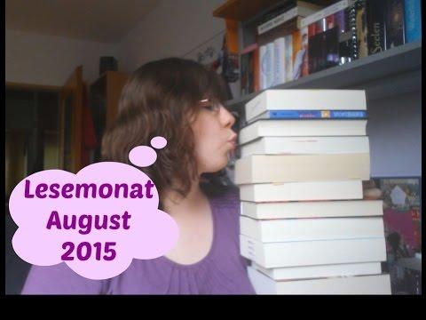 [Lesemonat] August 2015 | Margos Spuren, Weil wir uns lieben, Atlantia etc. | schokigirl1989