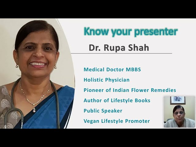 Integrated Approach to Cancer -Dr. Rupa Shah