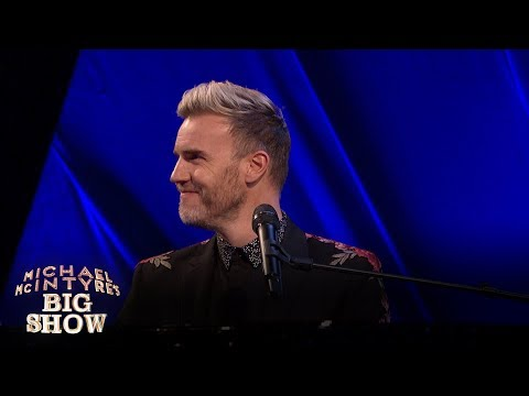 Gary Barlow surprises karaoke singer - Michael McIntyre's Big Show: Episode 2 Preview - BBC