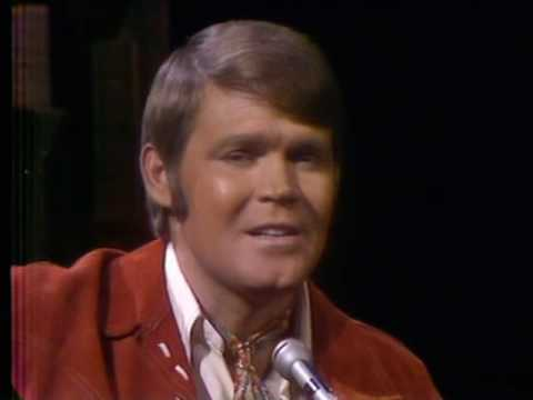 Glen Campbell - Wichita Lineman (Live Goodtime Hour)