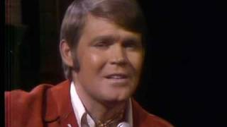 Glen Campbell - Wichita Lineman (Live Goodtime Hour)