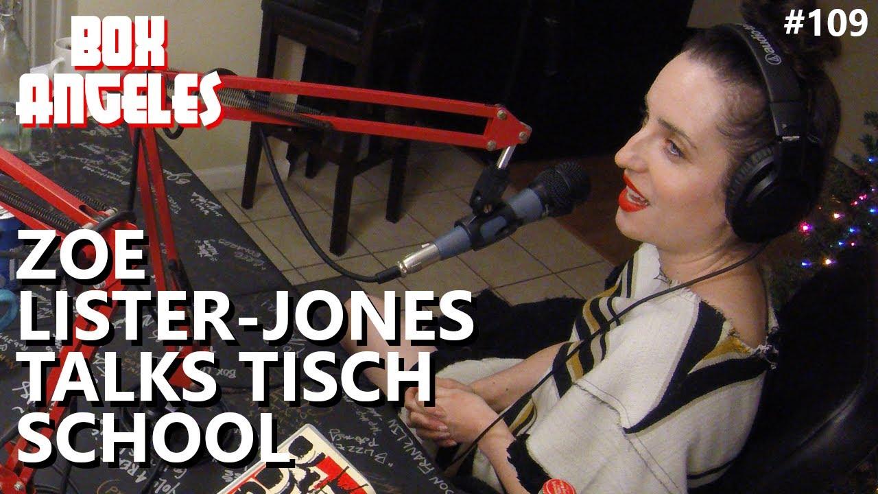 Zoe Lister-Jones Bloodied Her Feet Studying Suzuki