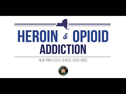 Joint Task Force on Heroin and Opioid Addiction Round table