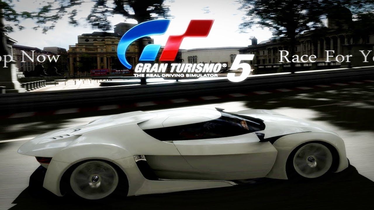 Circuito De Madrid Gran Turismo 5 : Gran turismo ps gameplay circuito de madrid com citroen