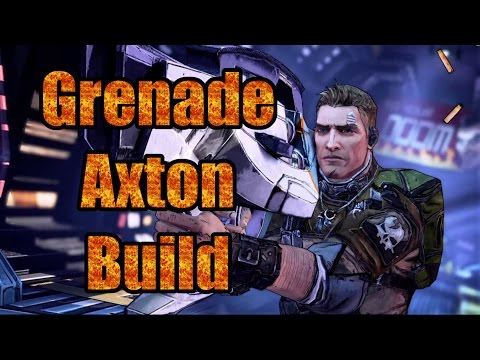 Borderlands 2: Grenade Axton REVISITED! (w/ Download)