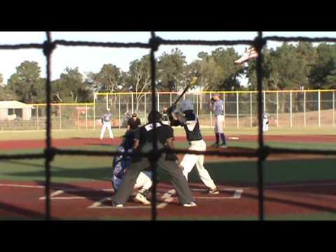 Jonathan pitches at Premier Baseball