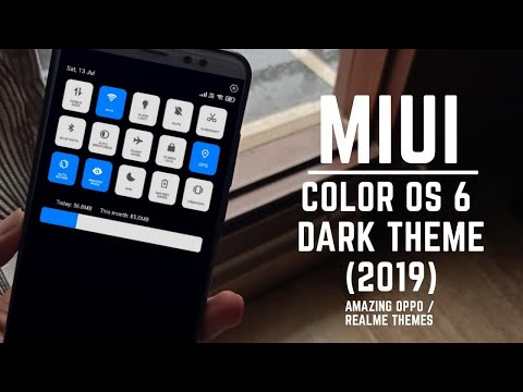 Download No1 Ios Dark Theme For Miui 10 Must Awaited