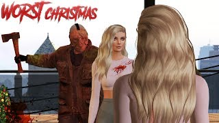 Video GTA V - Lana's Worst Christmas Ever | Cinematic & First Person Horror Movie download MP3, 3GP, MP4, WEBM, AVI, FLV Agustus 2018