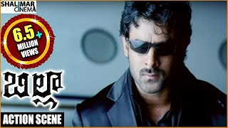Billa Movie - Action Scene Rasheed Deels Only Billa