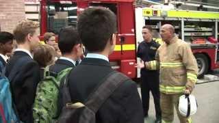 News: Wirral School Kids Attend Injury Prevention Roadshow