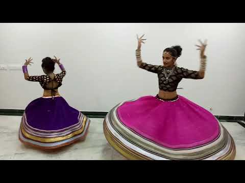 Ghoomar padmavati | choreography | best performance