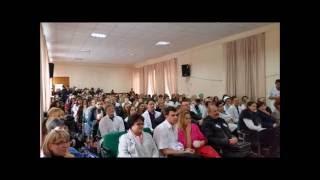 Ярмарка-презентация студенческих кружков и секций ООБМУ (фотомонтаж) 19 10 2016