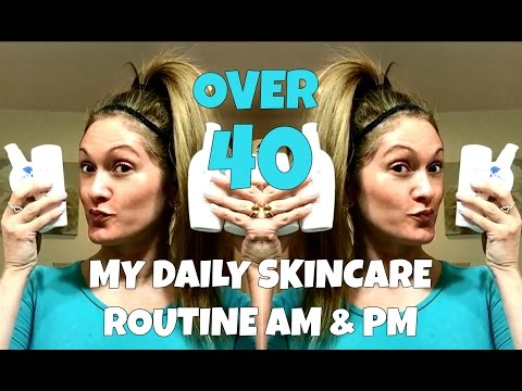 My Anti-Aging Skincare Routine - Over 40