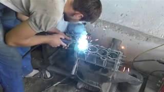 Часть 2.Непонятный ремонт автомобиля .Очень мутная история.