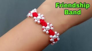 How To Make//Friendship Band//At Home//Very Easy Making// Useful & Easy