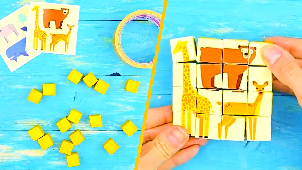 Insanely Clever Crafts You Can Make With Paper and Cardboard