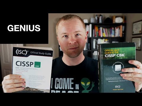 How I Passed The CISSP Cyber Security Exam In Two Weeks