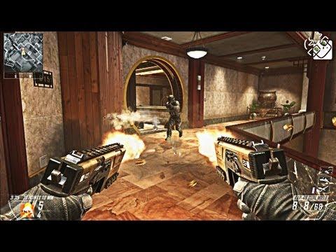 Гагатун против Хитмана в Call of Duty: Black Ops 2