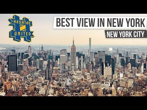 BEST VIEW IN NEW YORK | Hashtag United USA Tour #3