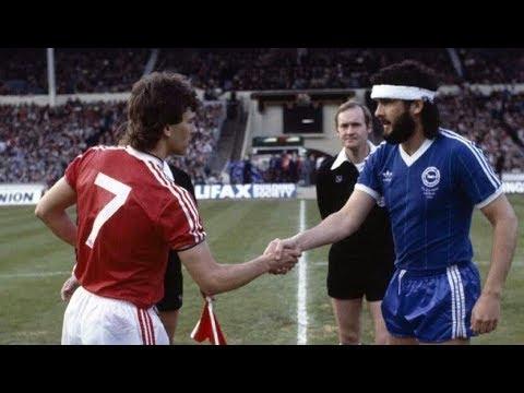 Brighton and Hove Albion F.C - FA Cup 1983
