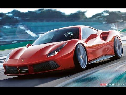 Car Design: Ferrari 488 GTB