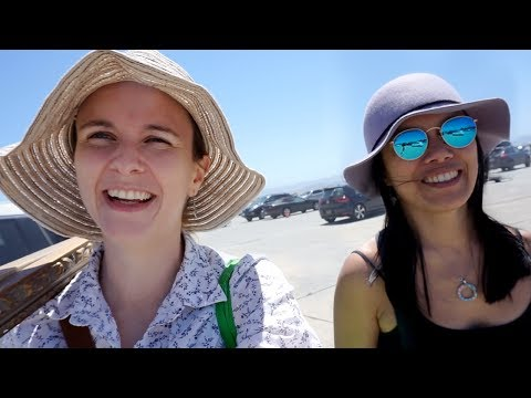 Antique Treasure Hunting with Stephanie Law at the Alameda Antique Faire
