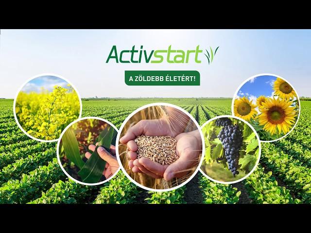 Activstart - A zöldebb életért