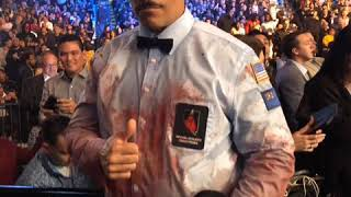 You Don't Play Boxing  Tony Weeks Look Like He Works At A Meat Market