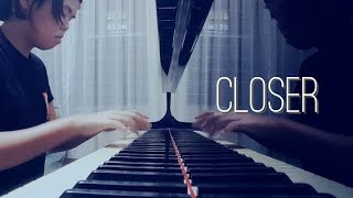 Closer - The Chainsmokers ft. Halsey (Piano Cover)