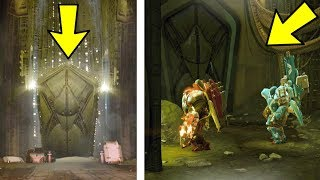 What Happens When The Shield Brothers Are Behind Their Door? (Destiny)
