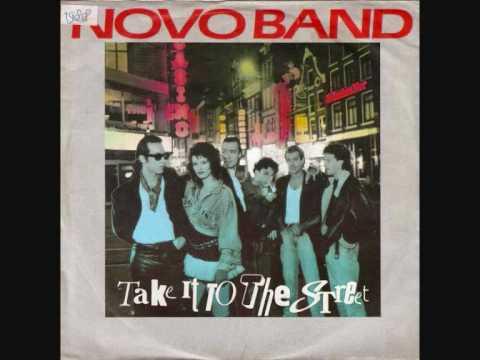 Novo Band Take It To The Street 1989