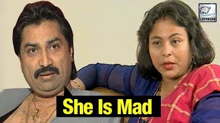 When Kumar Sanu Called His Wife A Mad Woman