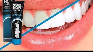 Dentifrice Signal Superpure white now : publicité mensongère et trompeuse
