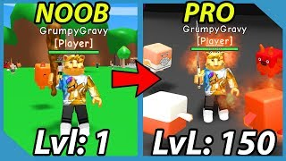 Noob to Pro! Godly Trail! Best Pets! 1 Billion Sword! - Roblox RPG Simulator