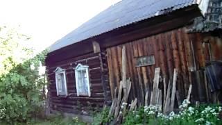Купил дом в деревне. Небольшой обзор.