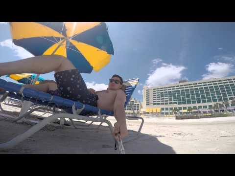From Georgia to Florida with Kim (my sister) -GoPro