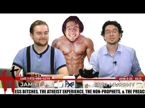 Talk Heathen 02.11 with Eric Murphy and Jamie