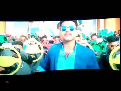 Jithu Jilladi Video Song | Theri | Vijay, Samantha, Amy Jackson | Atlee | G.V.Prakash Kumar