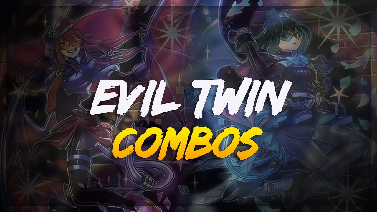 1 Card = Draw 4 + Interruptions !!!? INSANE Evil Twin Combos Ft. NEW SUPPORT !!!