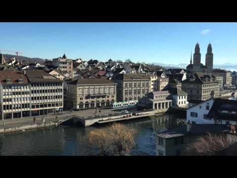 Lindenhof view - Zurich