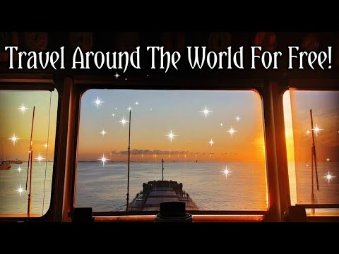 TRAVEL THE WORLD FOR FREE || SEAMAN ONBOARD⚓