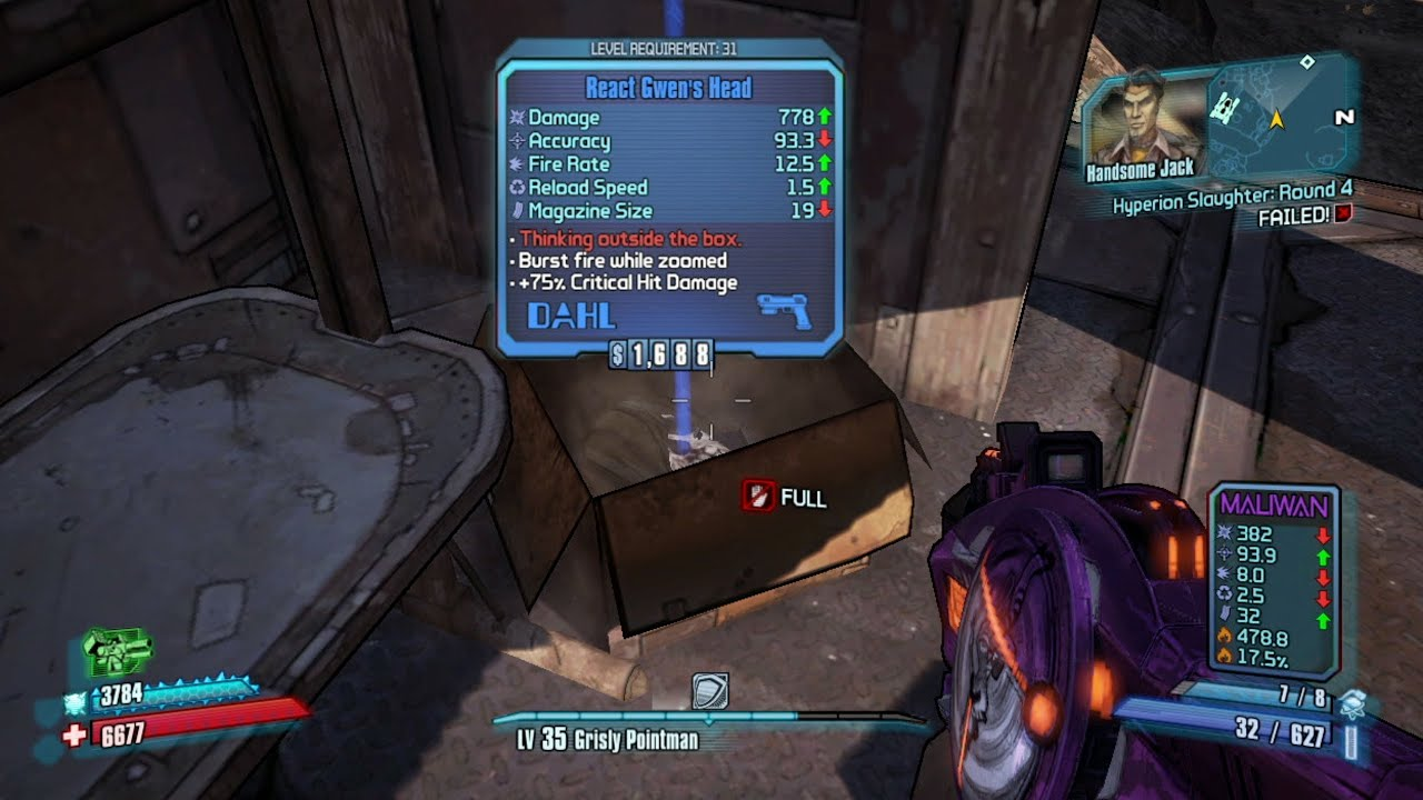 borderlands 2 seven easter egg rooster teeth youtube - Pictures Of Easter Eggs 2