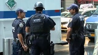 Subway terror plot: NYPD on alert after new fears about ISIS threat
